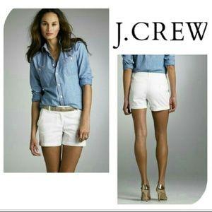 J.crew Cotton broken-in Chino Shorts